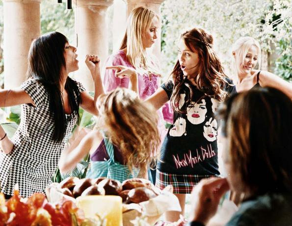 Miley Cyrus - Girls Just Wanna Have Fun Lyrics MetroLyrics