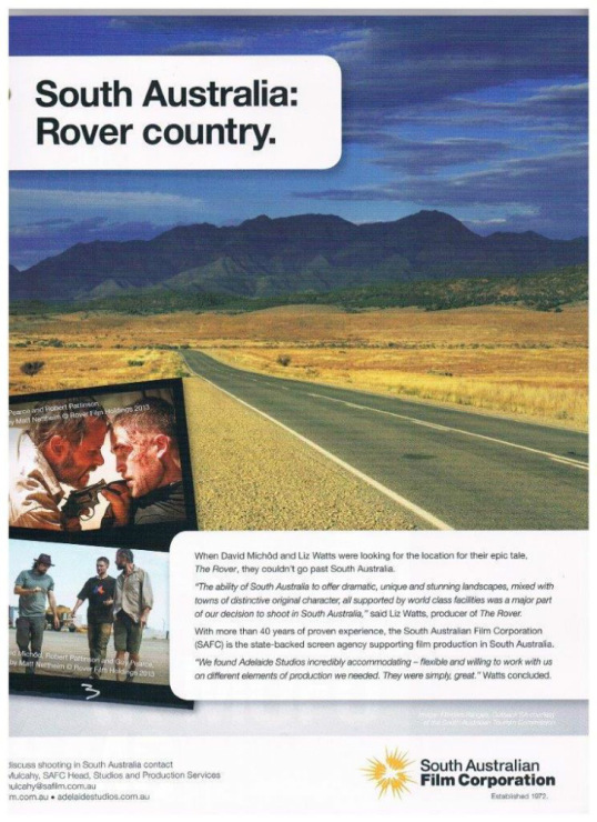 essay on the film australia Become inspired to travel to australia discover fantastic things to do, places to go and more visit the official site of tourism australia here.
