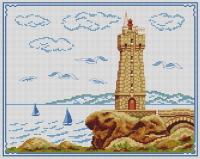 Что значит маяк в вышивке 32