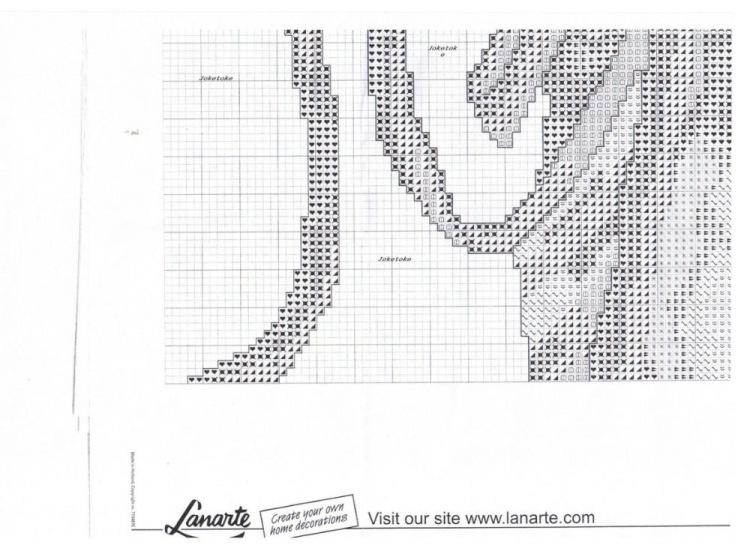 Двусторонние узоры вязания спицами 82
