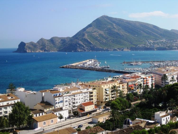 Курорты в испании аликанте