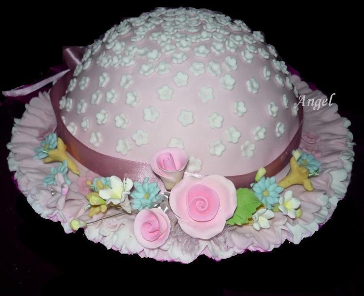 Фотографии торта в виде шляпки