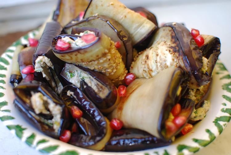 Новые закуски из баклажанов по грузинский фото
