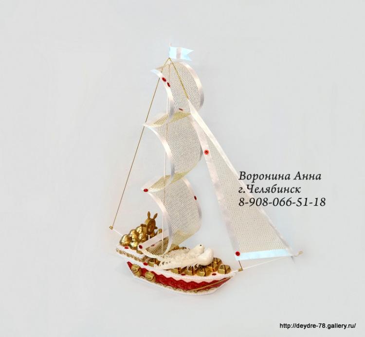 Корабль на свадьбу поздравление 54