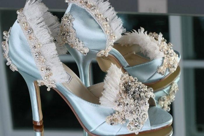 Туфли золушки своими руками