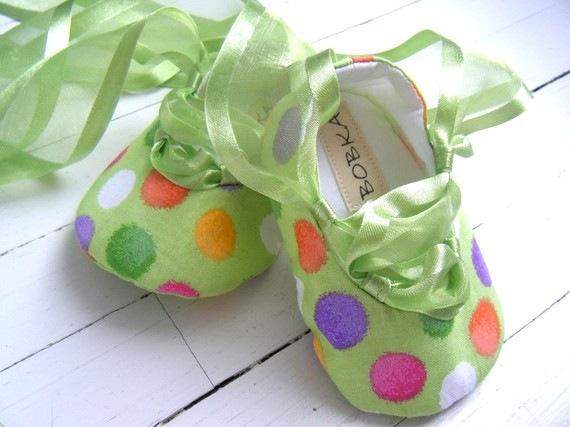 Сшить туфельки для малышки 49