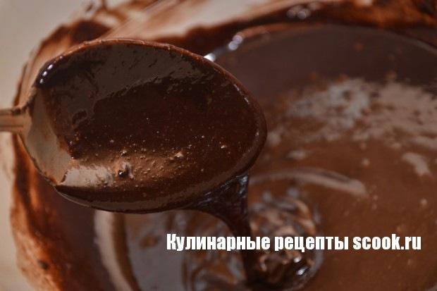 Как сделать глазурь из какао на молоке