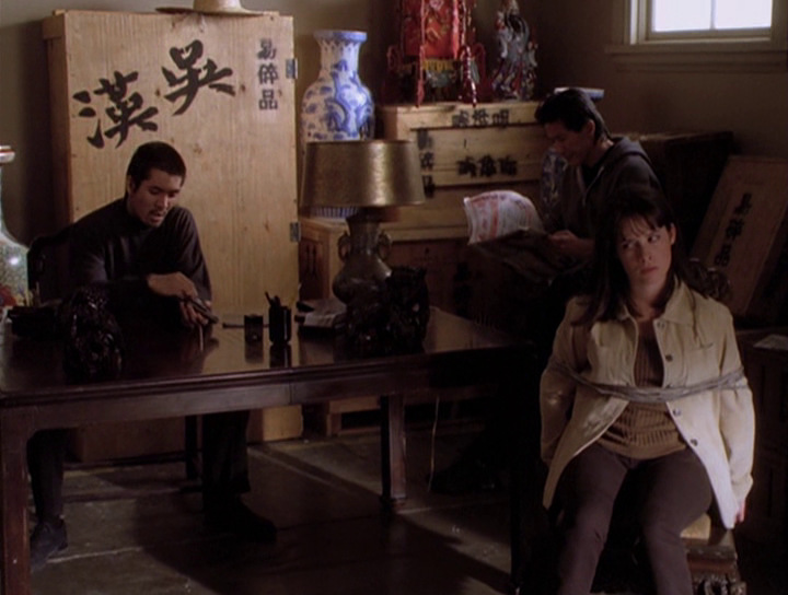 "dead man dating charmed wiki Charmed season 1 episode 4, ""dead man dating"" her romance with dead john cho is so sweet they have some delightful banter, and piper gets moments to show off like when she wisely takes the amulet of the door so he can pass."