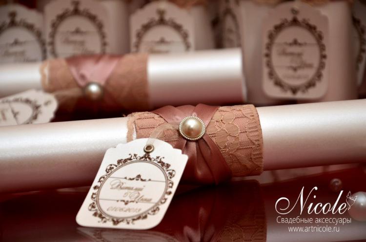 Пригласительные на шоколадную свадьбу своими руками