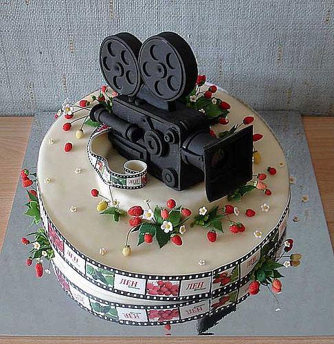 Поздравление режиссеру на день рождения