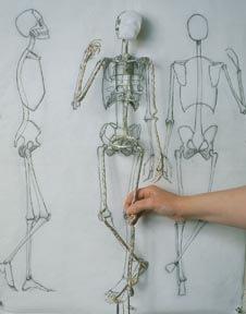 Скелет для куклы своими руками