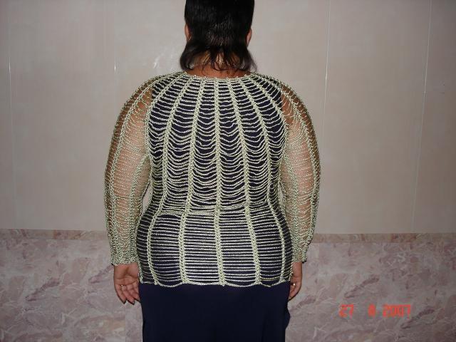 Блузка Паутинка