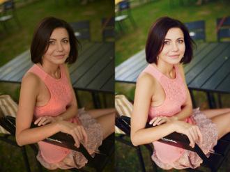 Ретушер Анна Куприянова - Москва