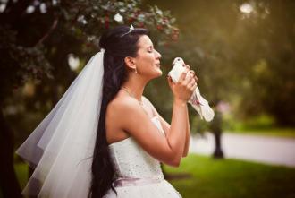 Свадебный фотограф Александра Пурясова - Москва